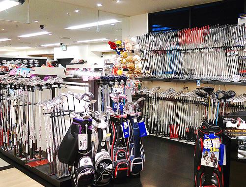 ゴルフプラザアクティブ近鉄阿倍野店